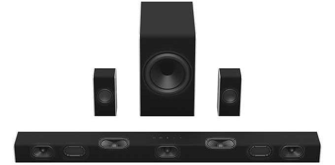 Vizio SB36512-F6 Review (5.1.2 CH Soundbar)