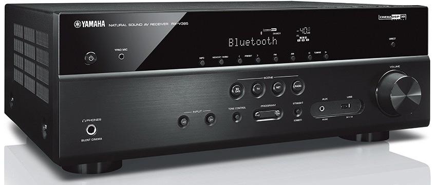 Yamaha RX-V385 Review (5.1 CH 4K AV Receiver)