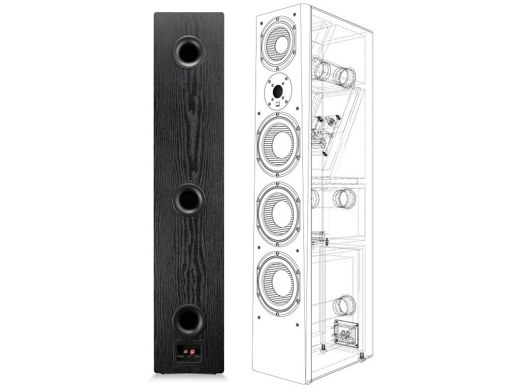 SVS Prime Pinnacle Loudspeaker