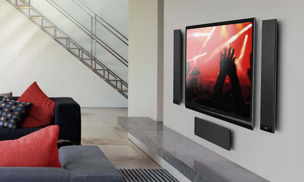 KEF T205 Review (5.1 Home Theater Speaker System)