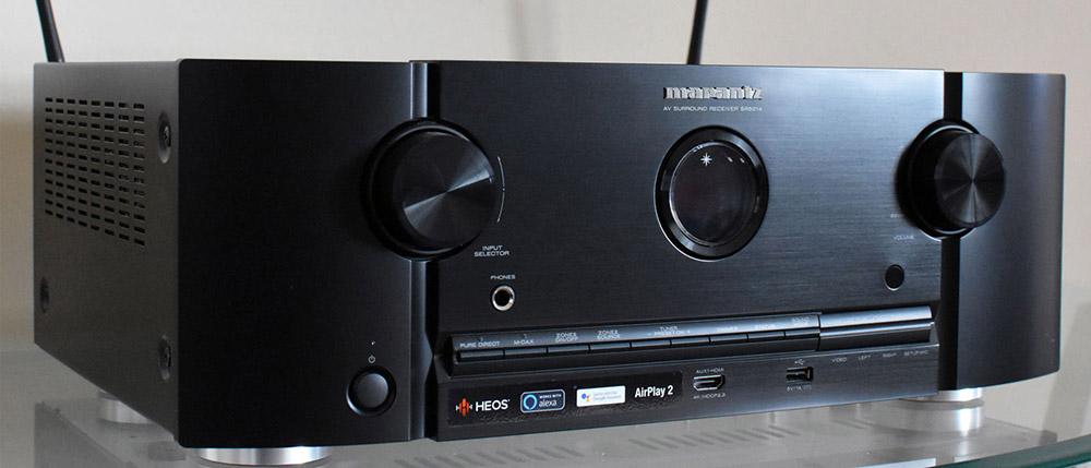 Marantz SR5014 Review (7.2 CH 4K AV Receiver)