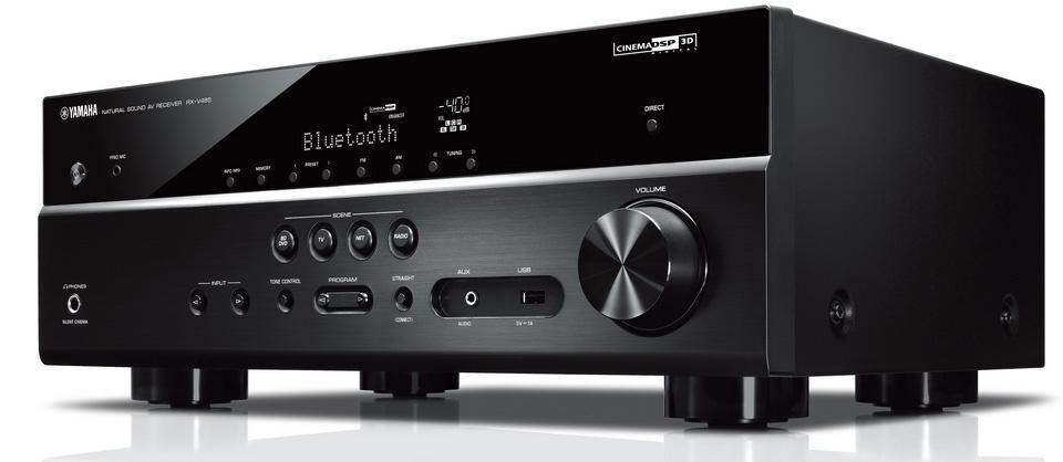 Yamaha RX-V485 Review (5.1 CH 4K AV Receiver)