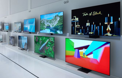 Samsung TVs for 2020