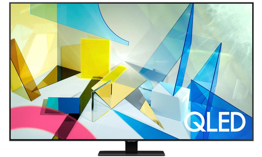 Samsung TVs for 2020 - Q80T