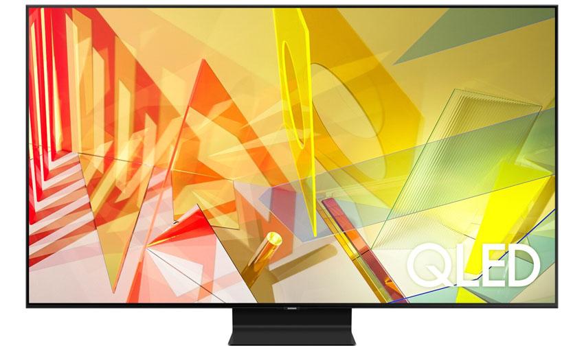 Samsung TVs for 2020 - Q90T