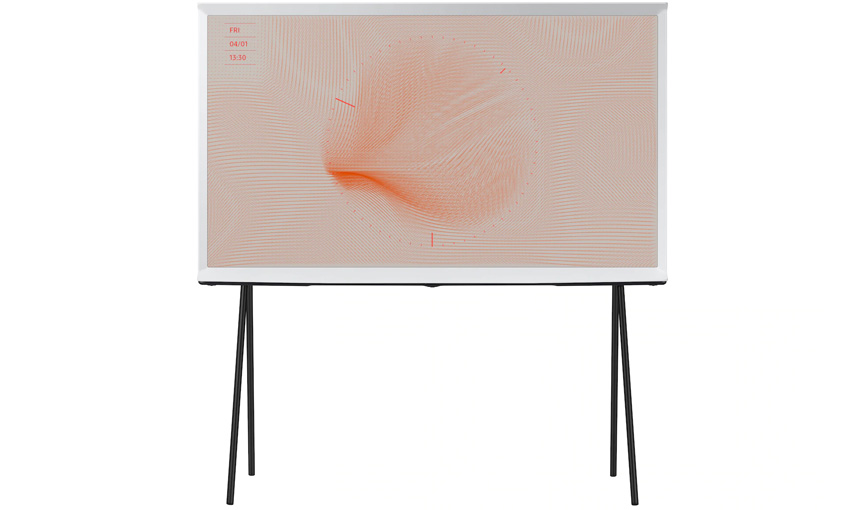 Samsung TVs for 2020 - The Serif