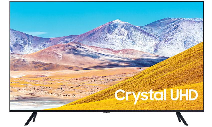 Samsung TVs for 2020 - TU8000