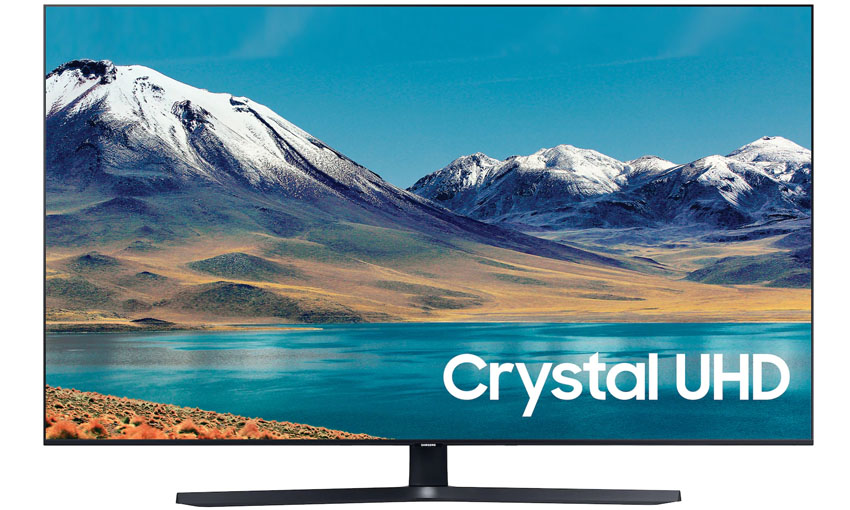 Samsung TVs for 2020 - TU8500