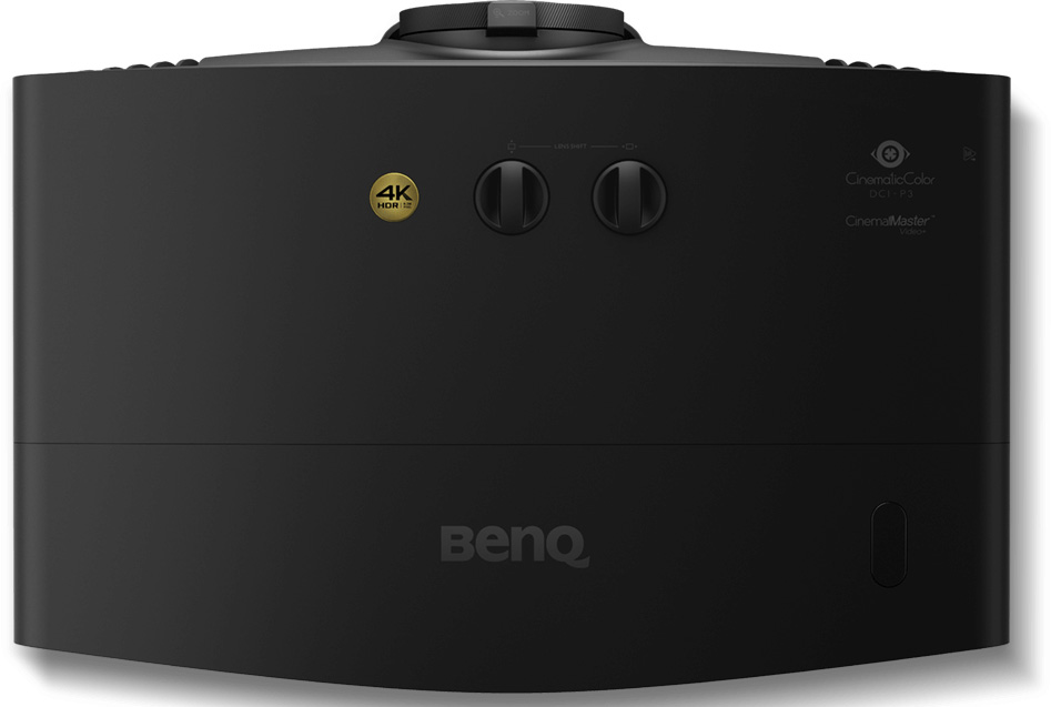BenQ HT5550 Review (4K DLP Projector)