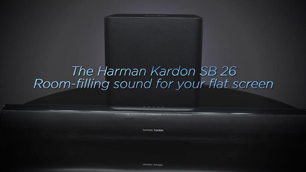 Harman Kardon SB26 Review (2.1 CH Soundbar)