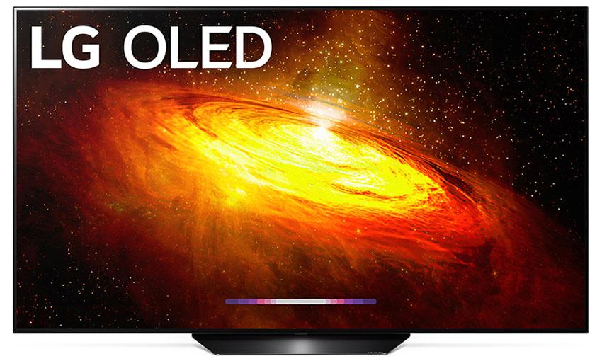 LG TVs for 2020 - LG BX