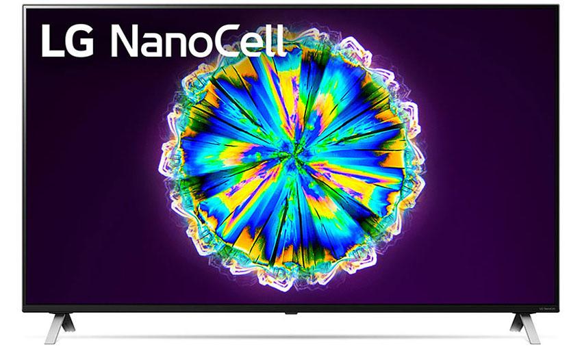 LG TVs for 2020 - LG NANO85
