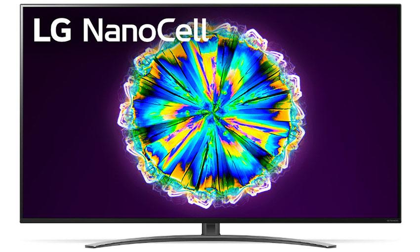 LG TVs for 2020 - LG NANO86