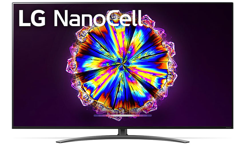 LG TVs for 2020 - LG NANO91