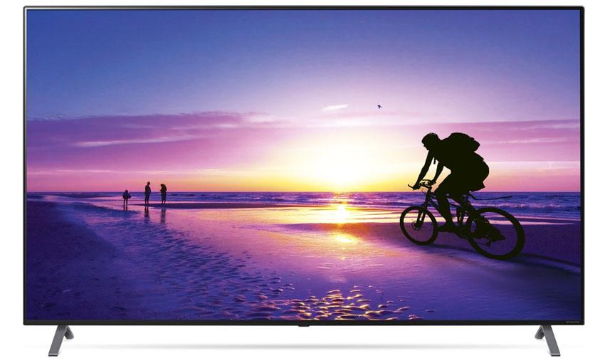 LG TVs for 2020 - LG NANO95