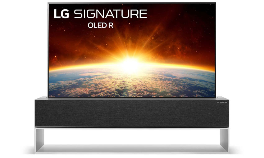 LG TVs for 2020 - LG RX