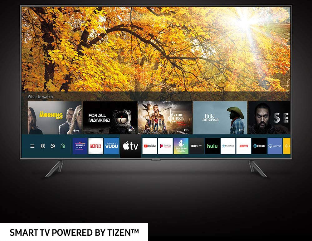 Samsung TU8000 Review (2020 4K Crystal UHD TV)