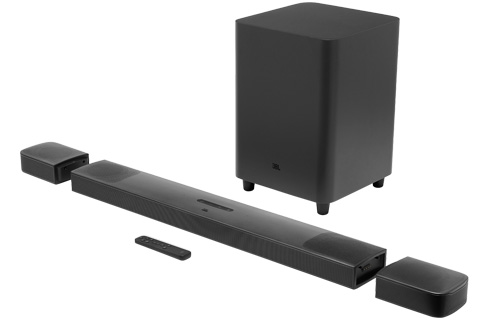 JBL Bar 9.1 Review (5.1.4 CH Dolby Atmos Soundbar)