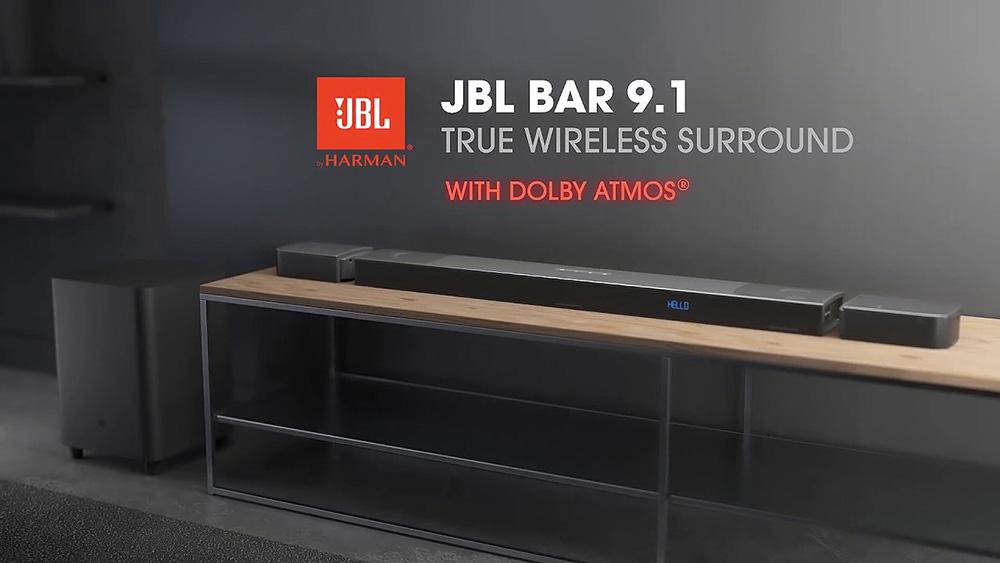JBL Bar 9.1 Review (5.1.4 CH Dolby Atmos Soundbar)