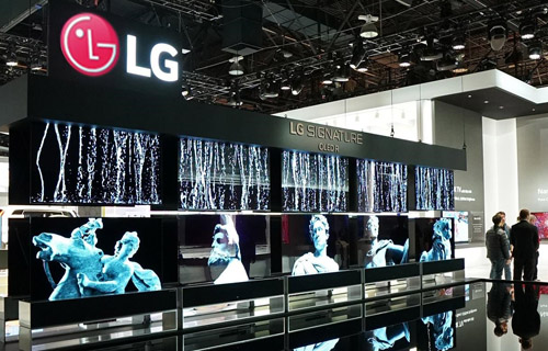 LG TVs for 2020