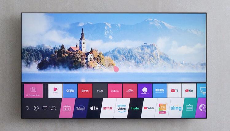 LG BX Review (2020 4K OLED TV)