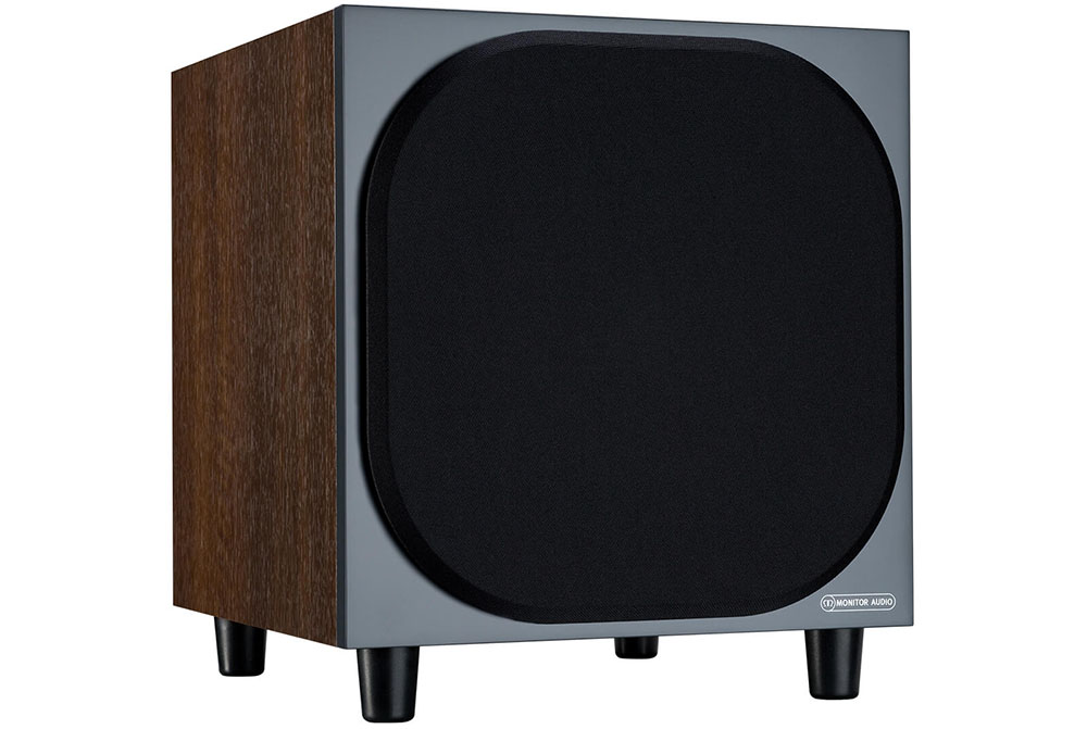 Monitor Audio Bronze W10 Review (6G - 220 Watts Subwoofer)