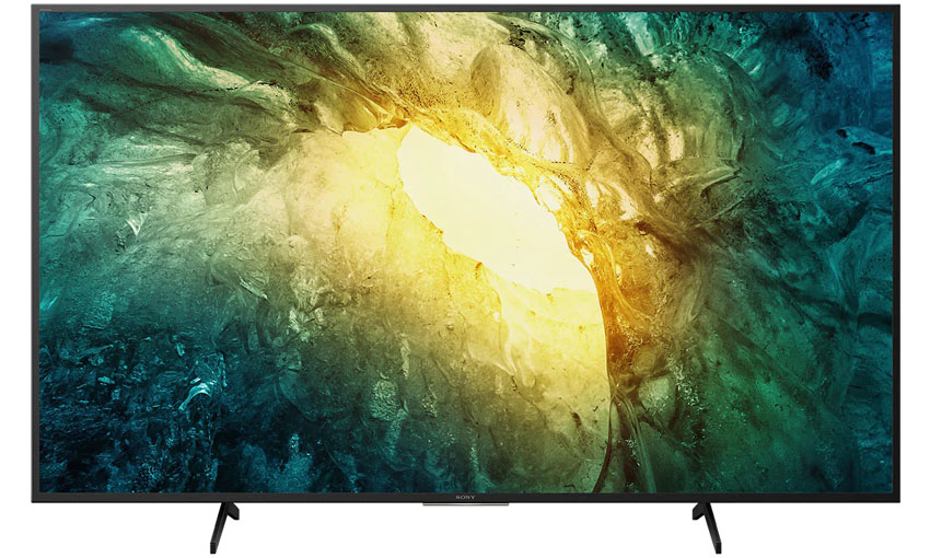 Sony TVs for 2020 - X750H / X70