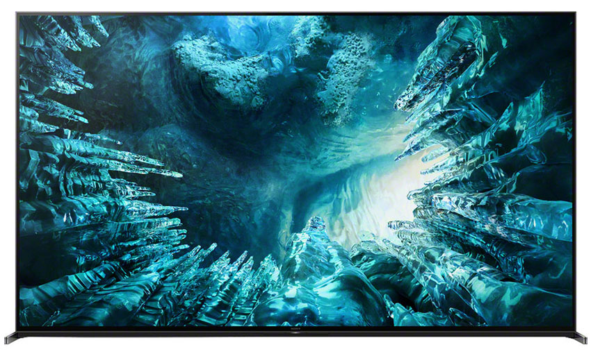 Sony TVs for 2020 - Z8H / ZH8