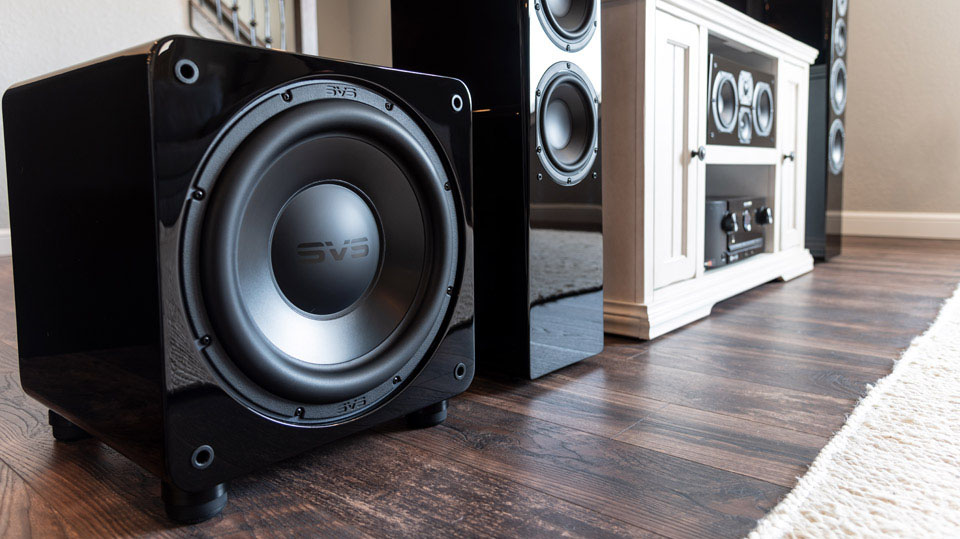 SVS SB-3000 Review (800 Watts Subwoofer)