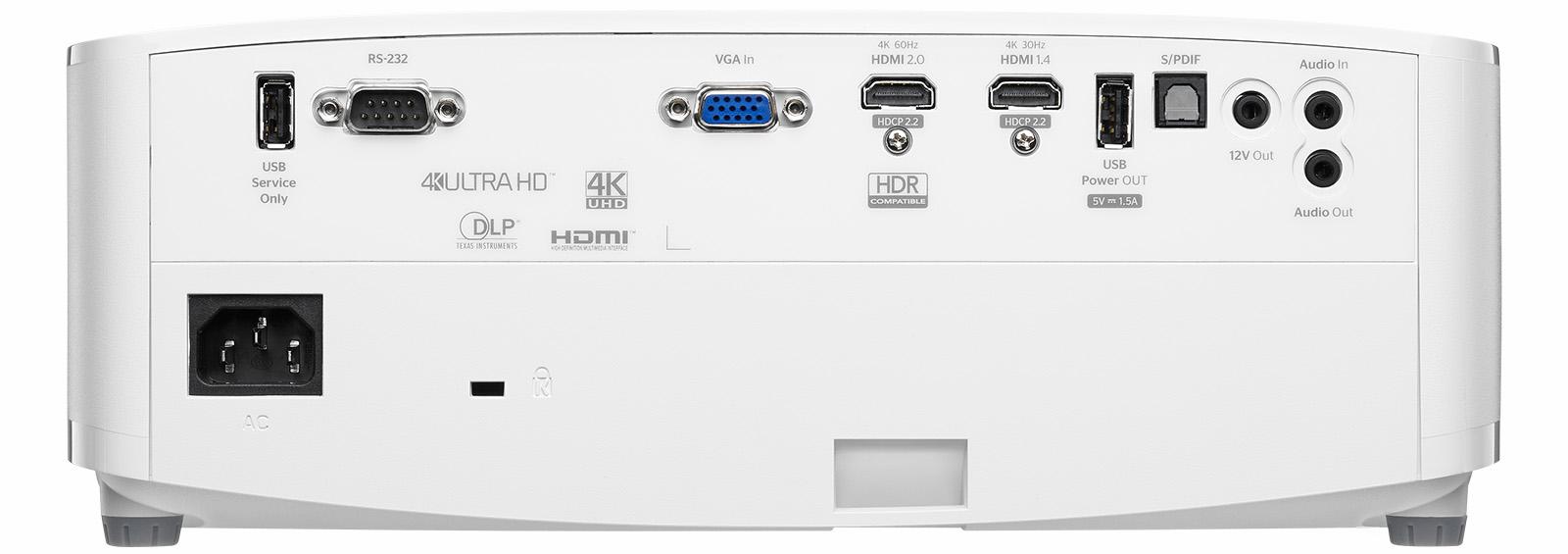 Optoma UHD50X Review (UHD50X/UHD42 - 4K DLP Projector)