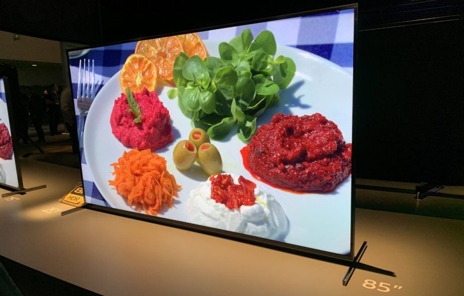 Sony TVs for 2020