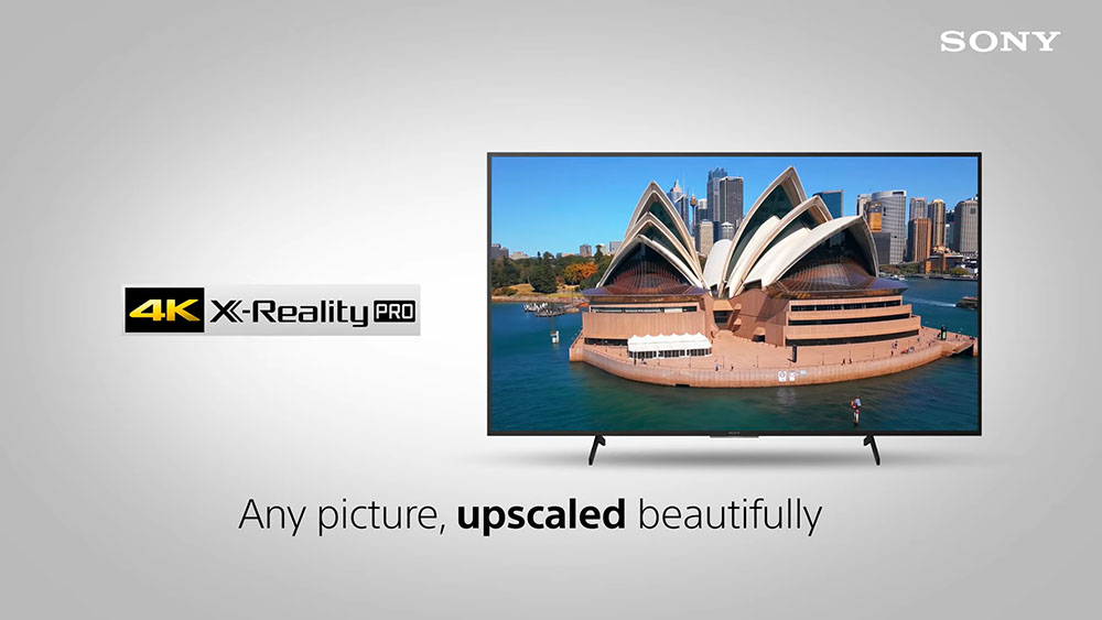 Sony X750H review (X750H/X70 - 2020 4K LED LCD TV)