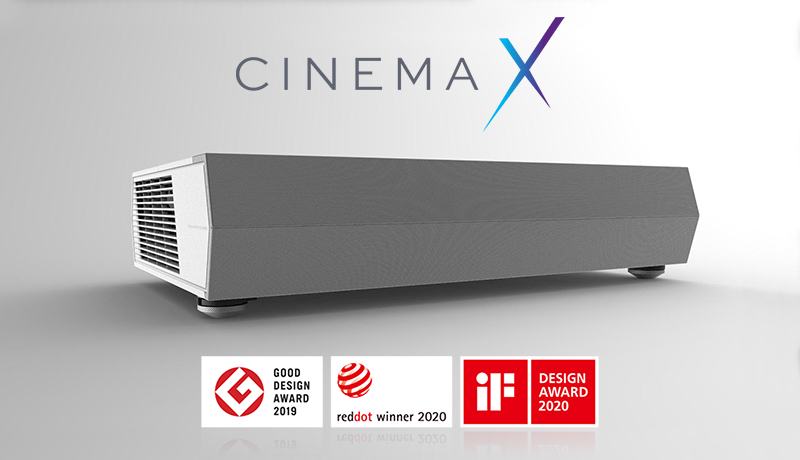 Optoma CinemaX P2 Review (4K Laser Projector)