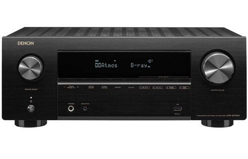 Denon AVR-X2700H Review (7.2 CH 8K AV Receiver)