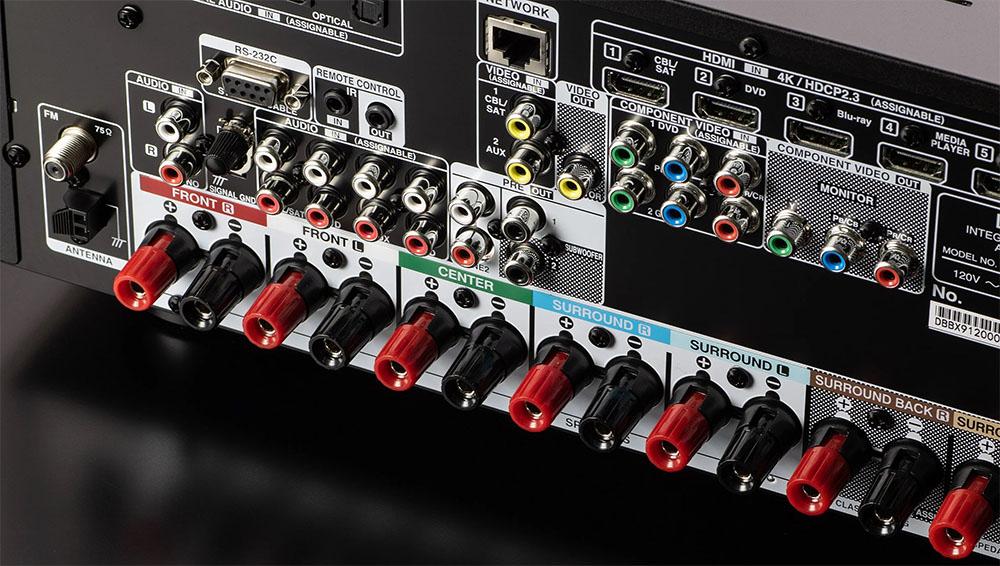 Denon AVR-X2700H Review (7.2 CH 8K AV Receiver)