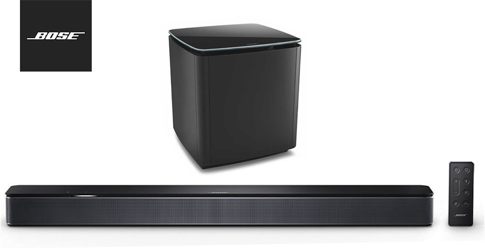 Bose Smart Soundbar 300 Review (3.0 CH Soundbar)