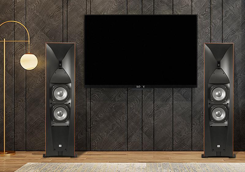 JBL Studio 590 Review (Floorstanding Loudspeaker)