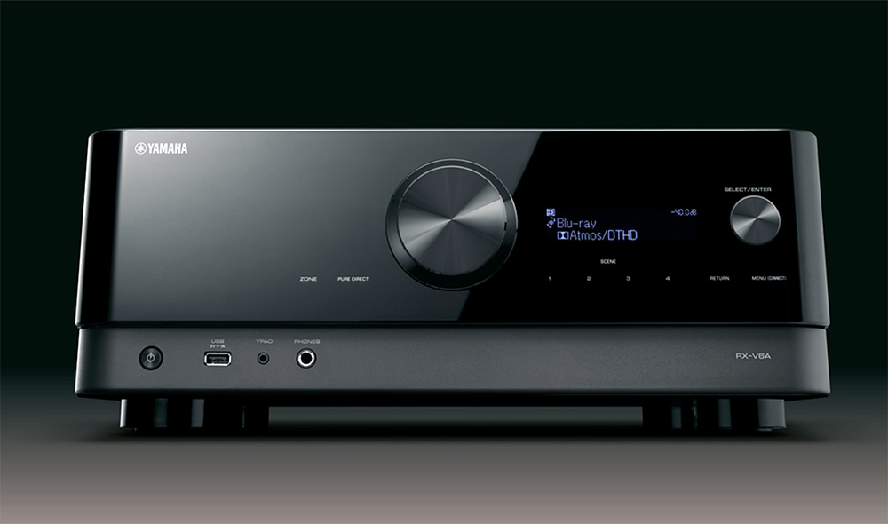 Yamaha RX-V6A Review (7.2 CH 8K AV Receiver)