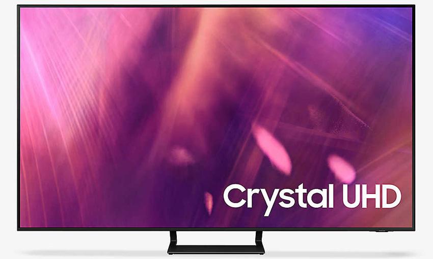 Samsung TVs for 2021 - Samsung AU9000
