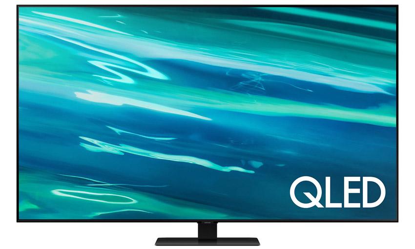 Samsung TVs for 2021 - Samsung Q80A
