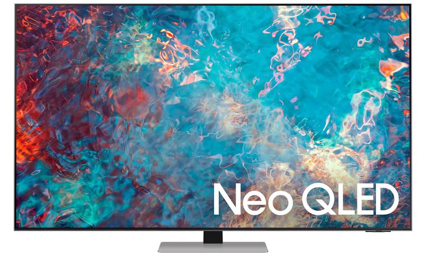 Samsung TVs for 2021 - Samsung QN85A
