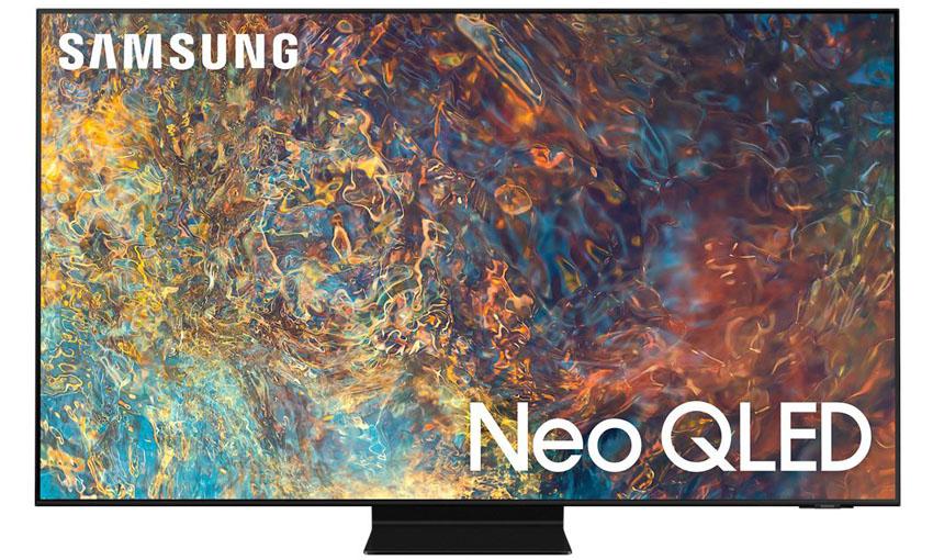 Samsung TVs for 2021 - Samsung QN90A