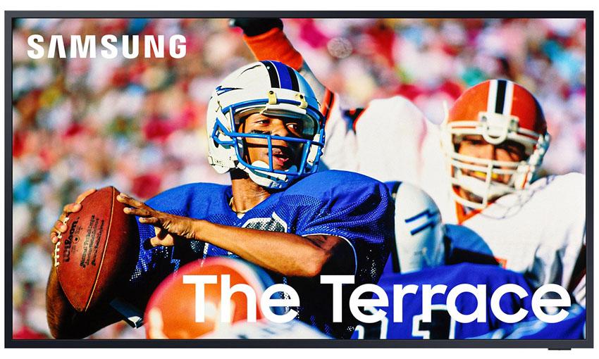 Samsung TVs for 2021 - The Terrace Full Sun