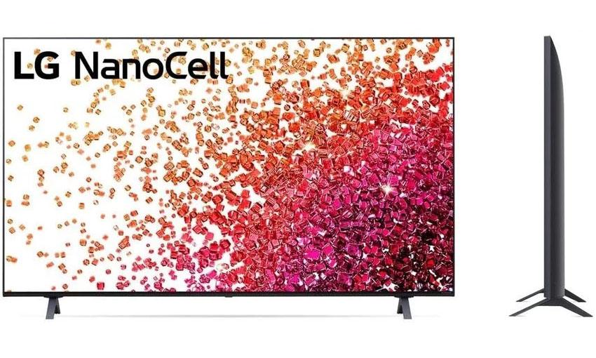 LG NANO75 2021- LG TVs for 2021 consumer guide