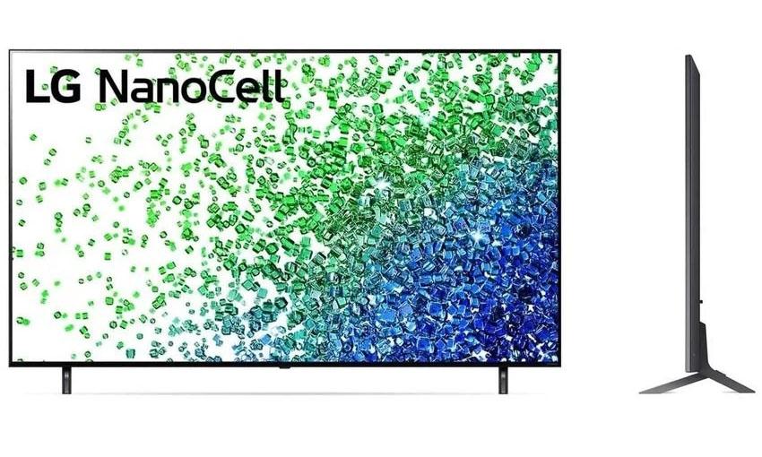 LG NANO80 2021- LG TVs for 2021 consumer guide