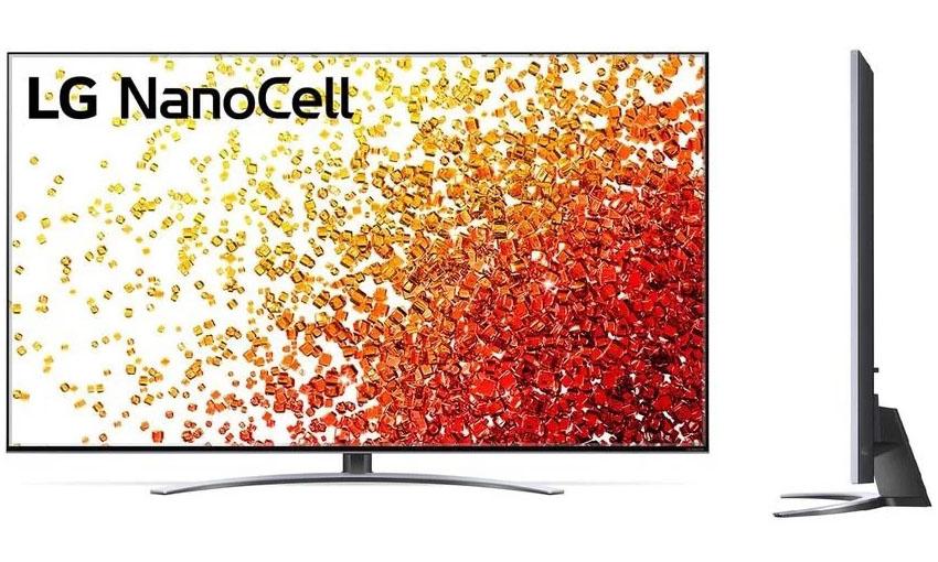 LG NANO92 2021- LG TVs for 2021 consumer guide