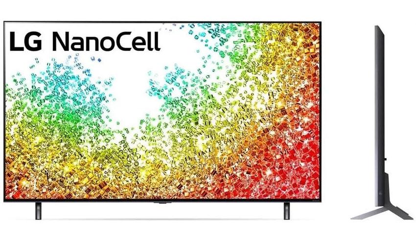 LG NANO95 2021- LG TVs for 2021 consumer guide