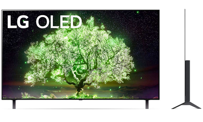 LG OLED A1- LG TVs for 2021 consumer guide