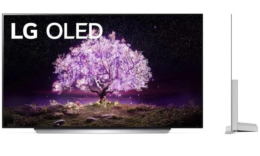 LG OLED C1- LG TVs for 2021 consumer guide