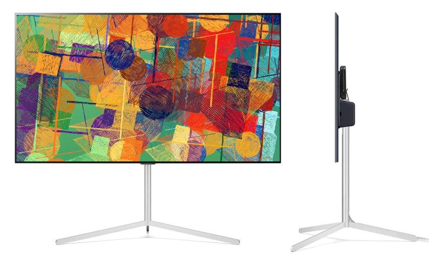 LG OLED G1- LG TVs for 2021 consumer guide